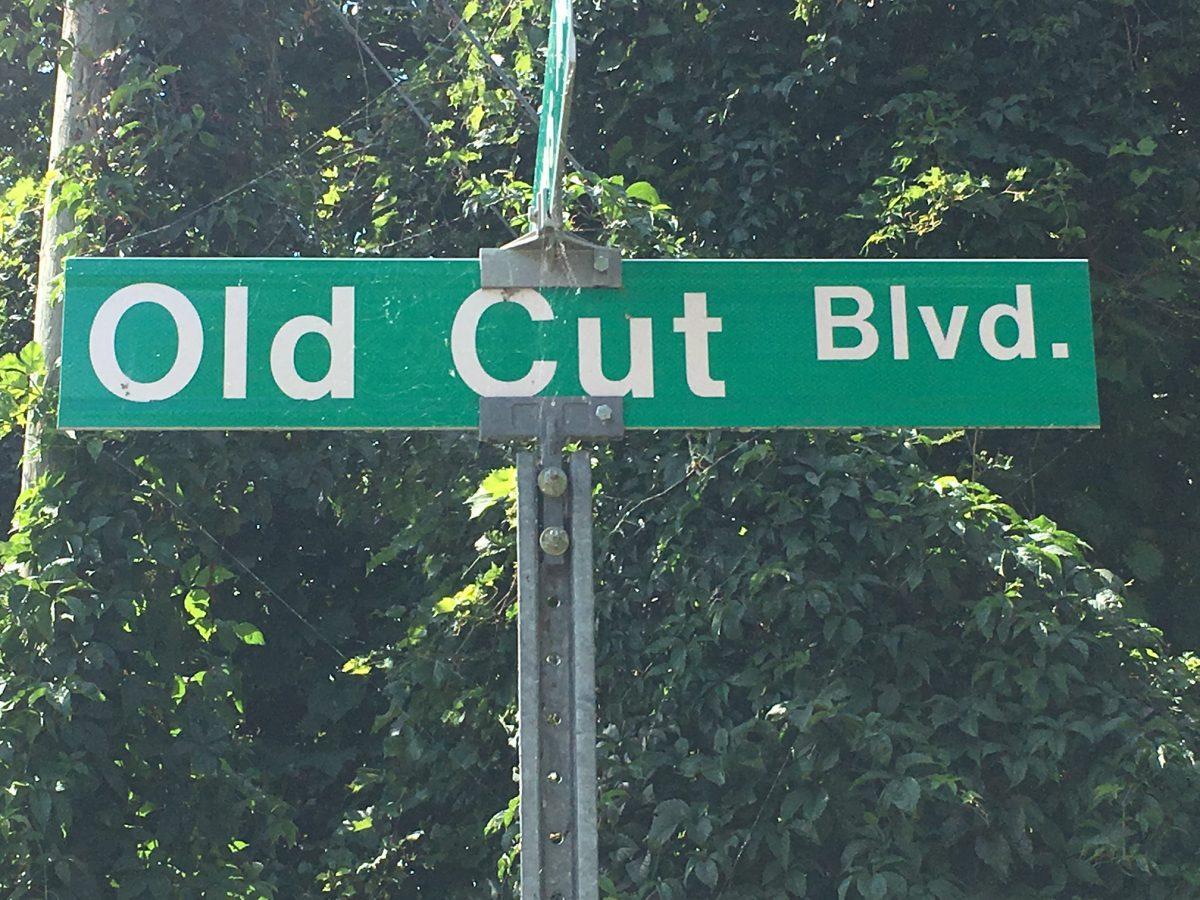 Old cut
