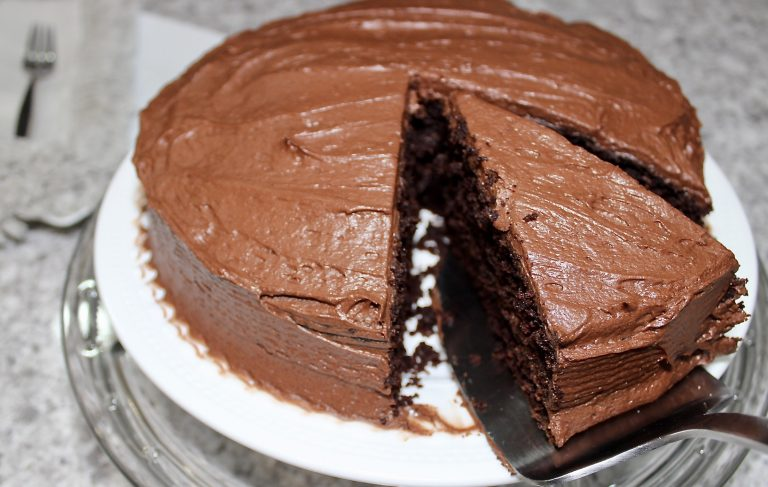 maritimer mint chocolate cake