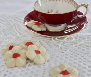 whipped shortbread cookies cookie press