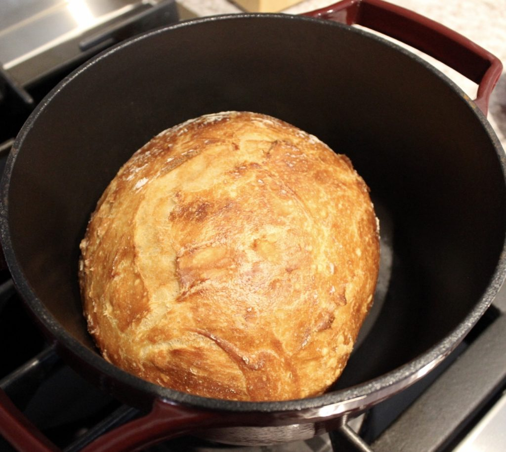 new york times no knead bread