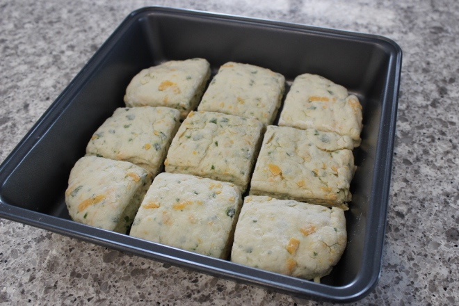 herb and cheese buttermilk biscuits