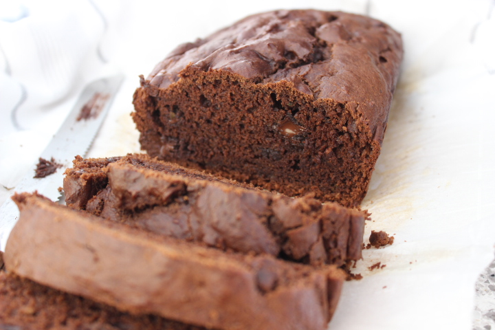 chocolate chunky monkey loaf